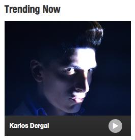 Karlos Dergal - Trending