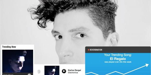 Karlos Dergal - El Regalo Trending