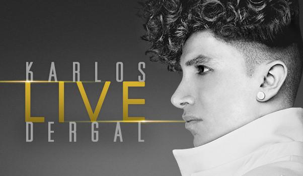 Karlos Dergal - Live Concert