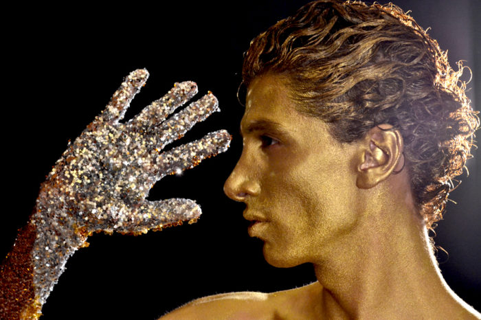 Karlos Dergal - Like Gold