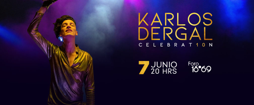 Karlos Dergal Celebration Tour