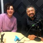 Karlos Dergal en entrevista con Quique de ORSA Radio para el programa RP News
