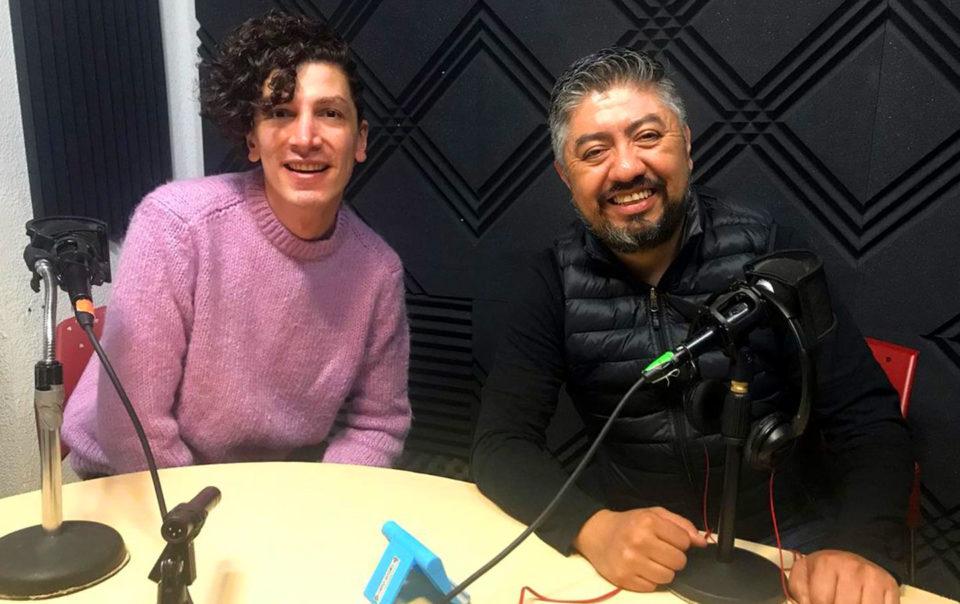 Karlos Dergal - En Entrevista para ORSA Radio con Quique en RP News